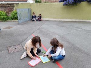 Recherche mathématiques en extérieur (2)